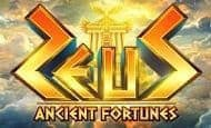 Ancient Fortunes: Zeus UK slot