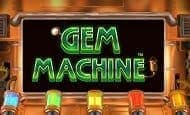 The Gem Machine UK slot