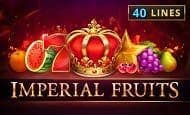 Imperial Fruits: 40 Lines UK slot
