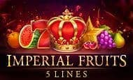 Imperial Fruits: 5 lines UK slot