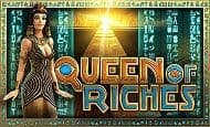 Queen Of Riches UK slot