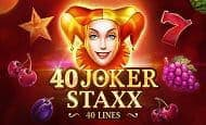 40 Joker Staxx UK slot