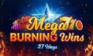 Mega Burning Wins UK slot