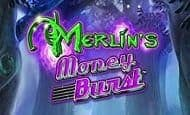 Merlin's Money burst UK slot