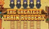 The Greatest Train Robbery UK slot