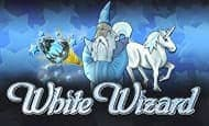White Wizard slot UK