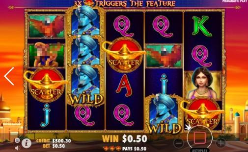 3 Genie Wishes UK Slots