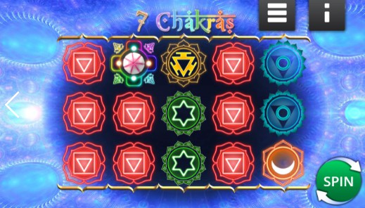 7 Chakras UK slot game