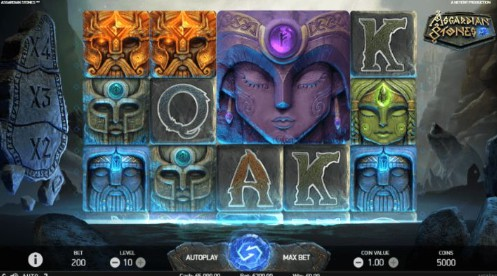 Asgardian Stones UK slot game
