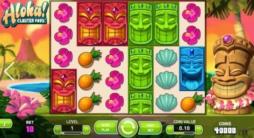 Aloha! UK Slot