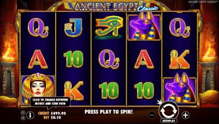 Ancient Egypt Classic UK slot game