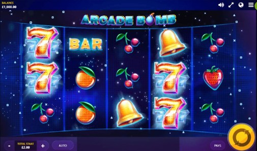 Arcade Bomb UK slot game
