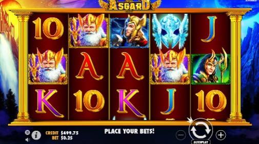 Asgard UK Slots