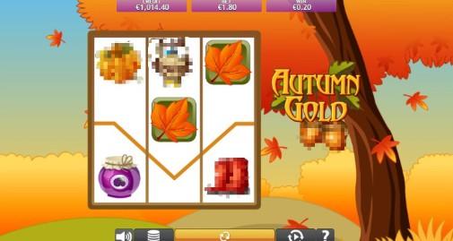 Autumn Gold UK Slots