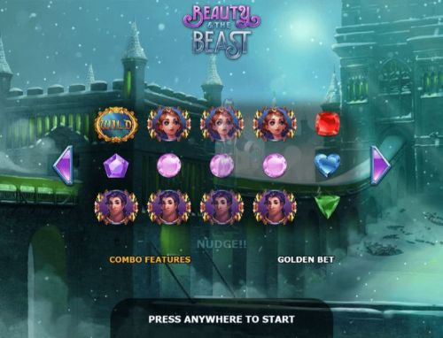Beauty & The Beast UK slot game