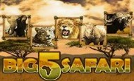 Big 5 Safari UK Slots
