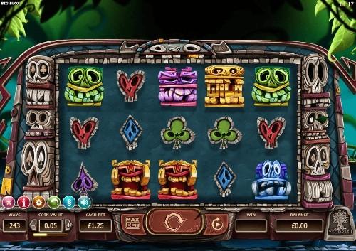 Big Blox UK slot game