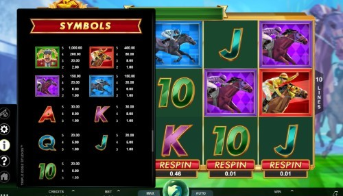 Bookie of Odds UK slot game