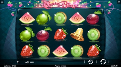Cherry Blast UK slot game