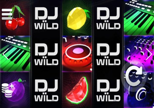 DJ Wild UK Slot