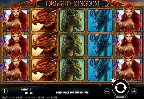 Dragon Kingdom UK Slots
