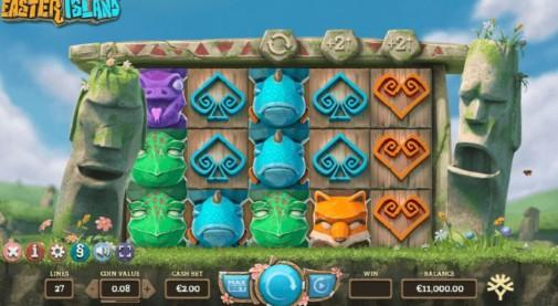 Easter Island UK Slots