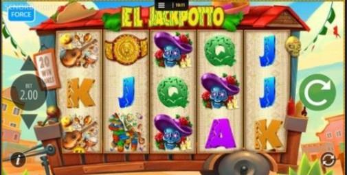 El Jackpotto UK Slot