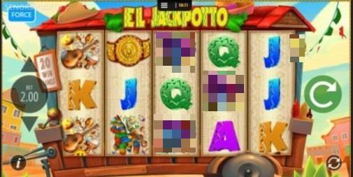 El Jackpotto UK Slots