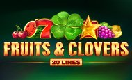 Fruits and Clovers: 20 Lines UK Slot