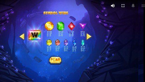 Gemtastic UK slot game