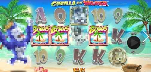 Gorilla Go Wilder UK Slots