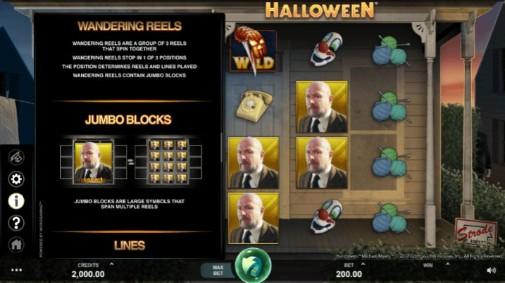 Halloween UK Slots