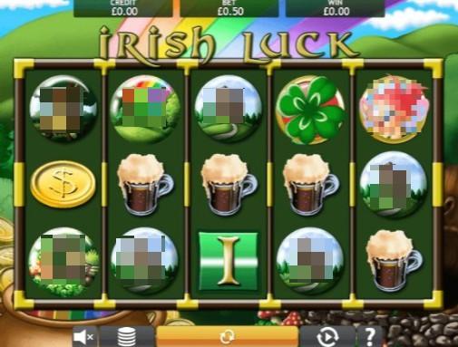 Irish Luck UK Slots