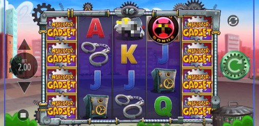 Inspector Gadget UK Slot