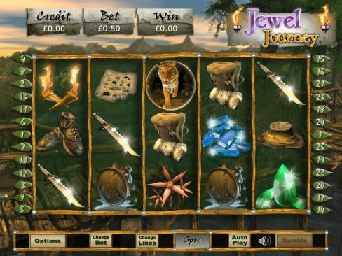 Jewel Journey UK slot game