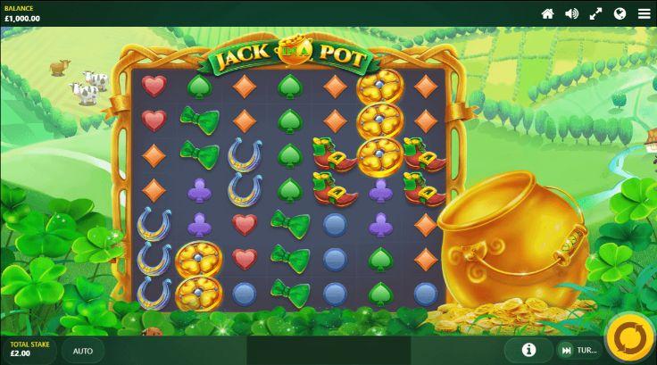 Jack In A Pot UK slot game