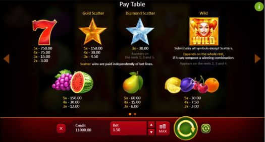 Joker Expand UK slot game