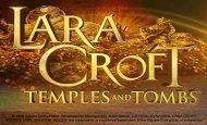 Lara Croft Temples and Tombs UK Slots