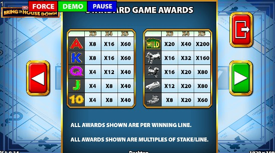 MONOPOLY Bring the House Down UK slot game