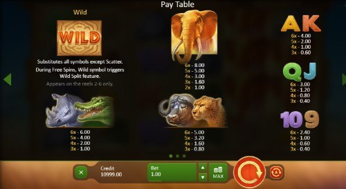 Starburst UK slot game