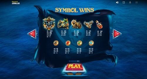 Pirates Plenty UK slot game