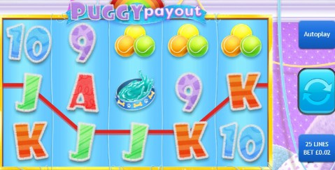 Puggy Payout UK slot game