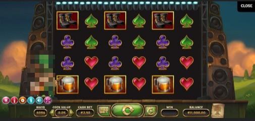 Rainbow Ryan UK Slots