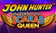John Hunter & The Tomb Of The Scarab Queen UK Slots