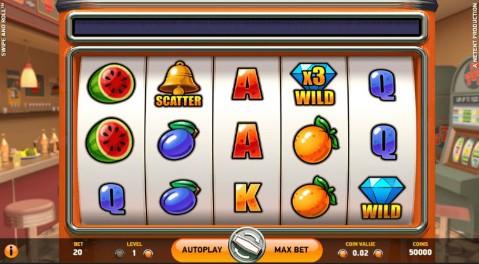 Swipe & Roll UK slot game