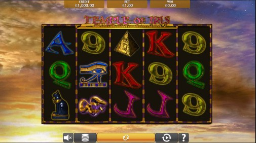 Temple of Iris UK Slots