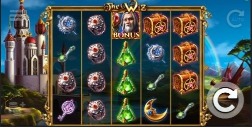 The Wiz UK Slot