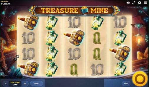 Treasure Mine UK Slots