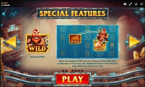 Treasure Mine UK slot game