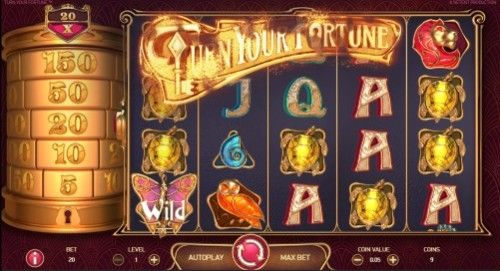 Turn Your Fortune UK slot game